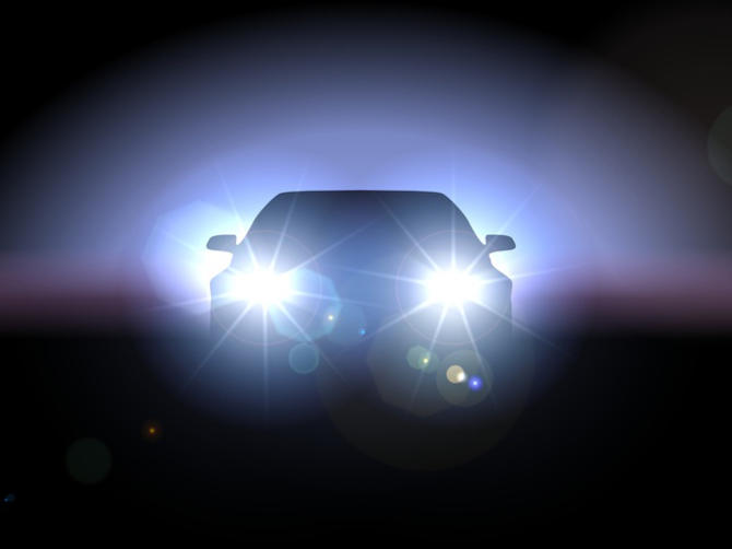 Which Car Lights To Use At Night